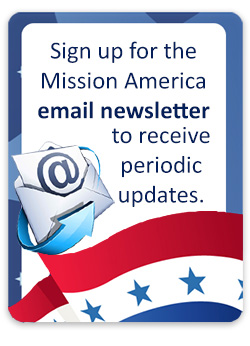 Mission America Newsletter